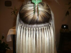 Beaded Row Sew-in Extensions