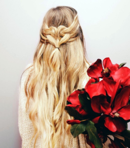 Amazing hairstyles for valentine's day