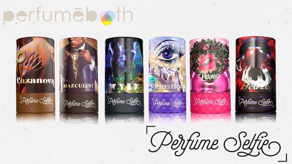 Perfume Selfie - perfumebooth