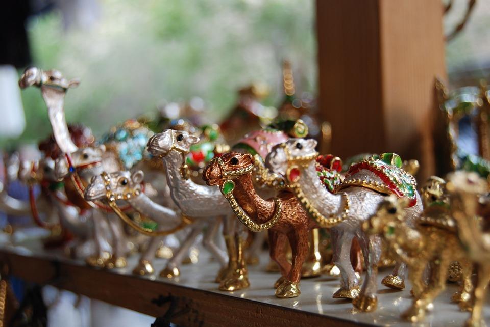 Camel Jerusalem Souvenirs Travel Toy Gift